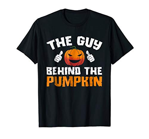 The Pumpkin Funny Halloween Pregnancy Shirts]()