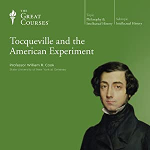 Tocqueville and the American Experiment Lecture