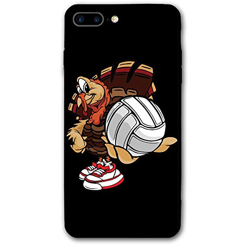 iPhone 7 Plus Case Turkey Plat Baseball Scratch-Resistant Cover Skin Cover for iPhone 7 Plus 5.5 Inch]()