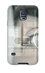 Joe A. Esquivel's Shop 6772672K66925920 Durable Tech Eye Back Case/cover For Galaxy S5