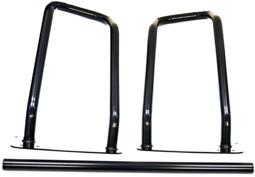 (WARN 66405 Trans4mer Brush Guard - Black)
