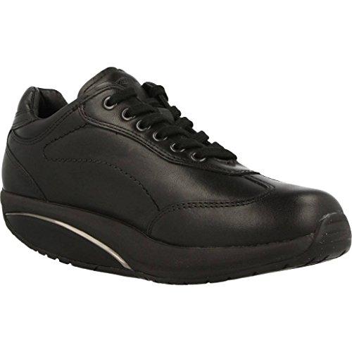 Nappa Pata MBT Negro Zapatillas Mujer 6s W para Black a8qaOx