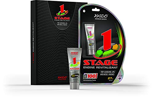 (XADO 1 Stage Engine Oil Additive Revitalizant - NO Retail Packaging)