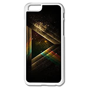 IPhone 6 Cases Triangle Design Hard Back Cover Shell Desgined By RRG2G