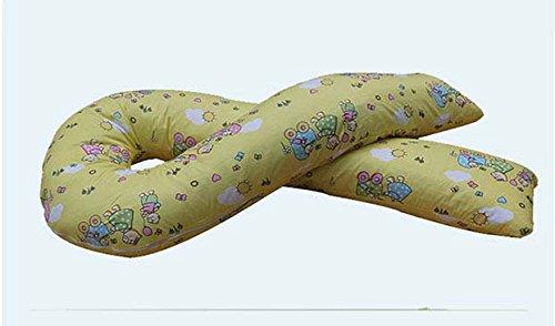uus Design ergonomique Oreiller pour les femmes enceintes coussin de tête dormant u Oreiller coussin de sommeil multifonction oreiller oreiller taille ( Couleur : A , taille : 3.4m )