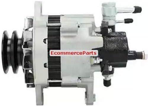 Alternador 9145374915923 EcommerceParts. Voltaje: 24 V. Alternador. Corriente de carga: 35 A. ID. Tipo de enchufe: PL07, diámetro: 81,5 mm. Número de ranuras: 2.