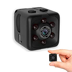 Flashandfocus.com 41nCh7pYL4L._SS300_ Mini Wireless 1080P Security Camera Motion Activated Small Indoor Outdoor Nanny Cam for Cars Home Apartment (Exclude SD…