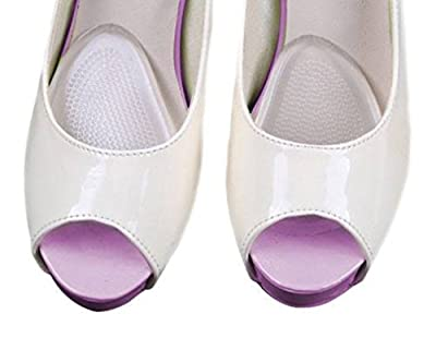 Metatarsal Ball Of Foot Inserts High Heels Feet Reusable Gel Insole Cushion Pads Cups Protectors