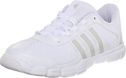 a1e9fcbc088d81 adidas Triple Cheer Shoe Kid s Training 2 White-Peach Metallic