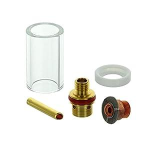 CK D2GS418-P Gas Saver Kit for 1/8″ w/Pyrex Cup
