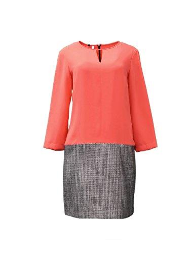 4 collective tweed combo dress - 3