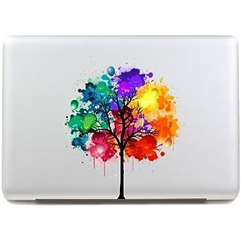 how to make macbook air keyboard rainbow
