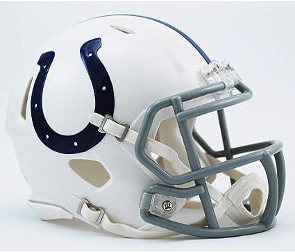 Indianapolis Colts Speed Mini Helmet