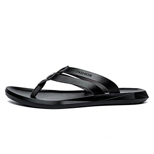 Pictures of BINSHUN Men Thong Sandals Flip Flops Lightweight 3