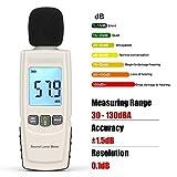 Digital Decibel Meter Handheld Noise Level Meter