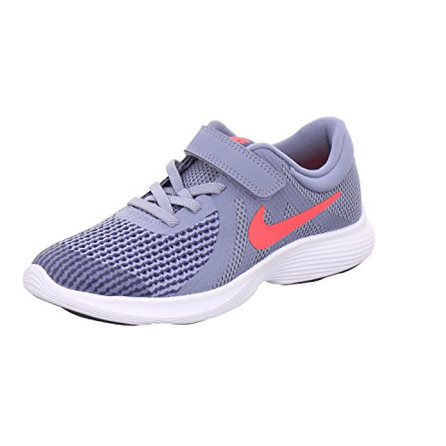 Nike Nike 4 On Slate ashen psv diffused Multicolore Revolution Gar flash 001 Blue Crimson Sneakers Basses UrYUqw