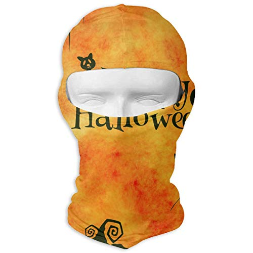 YISHOW Gatto Halloween Men Women Balaclava Neck Hood Full Face Mask Hat Sunscreen Windproof Breathable Quick -