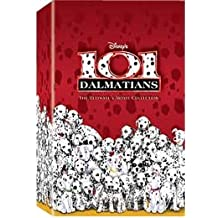 101 Dalmatians - The Ultimate 4-Movie collection (101 Dalmatians (Animated), 101 Dalmatians II: Patch's London Adventure, 101 Dalmatians (Live-Action), 102 Dalmatians)