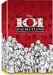 101 Dalmatians collection Adventure Live Action product image