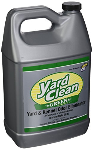 Urine Off BU1029 20:1 Concentrate 1 Gallon Clean Green(TM) Yard and Kenner Odor Eliminator by urineOFF