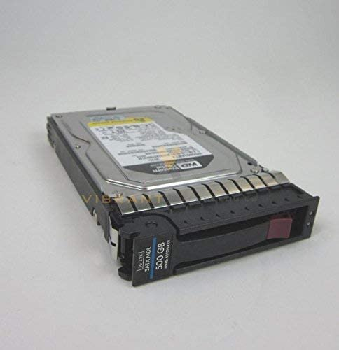 500GB SATA 7.2K RPM HOT PLUG Certified Refurbished HP 459319-001