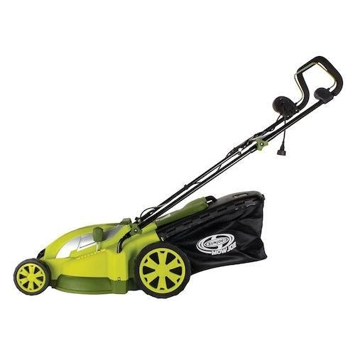 Snow Joe MJ403E Mow Joe 13-Amp 17-Inch Electric Lawn Mower, AC Supply by SNOWJOE