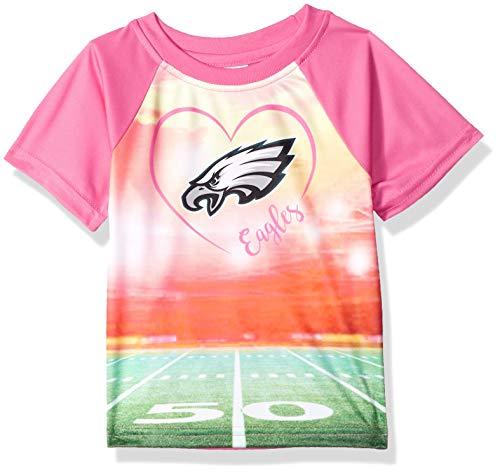 d6b658994 Jual Gerber Childrenswear Philadelphia Eagles Infant Girls Stadium T ...