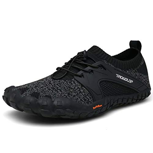 Tanloop Mens Cross-Trainer Trail Running Shoes Lightweight and