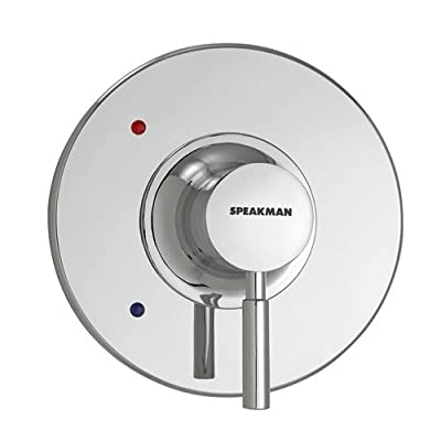 Speakman CPT-1000-TP Neo Thermostatic Pressure Balance Valve, Chrome