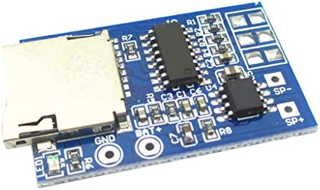 SM SunniMix Nueva Marca 3.7-5 V Tarjeta TF Decodificador De MP3 ...