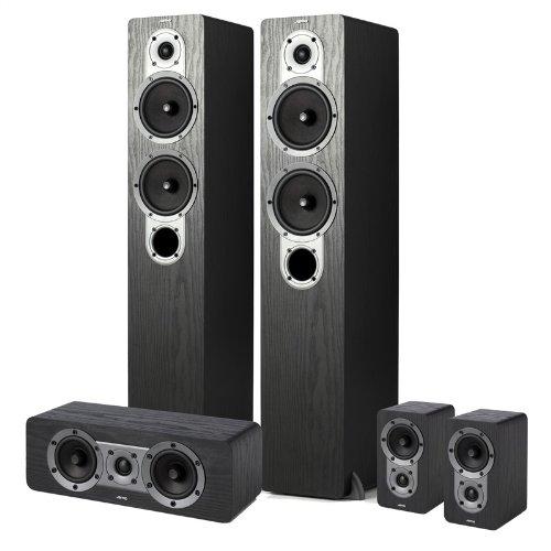 4 opinioni per Jamo S426 HCS, Sistema Home Cinema 5.0
