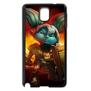 Samsung Galaxy Note 3 Cell Phone Case Black League of Legends Poppy 0 KWI8919586KSL