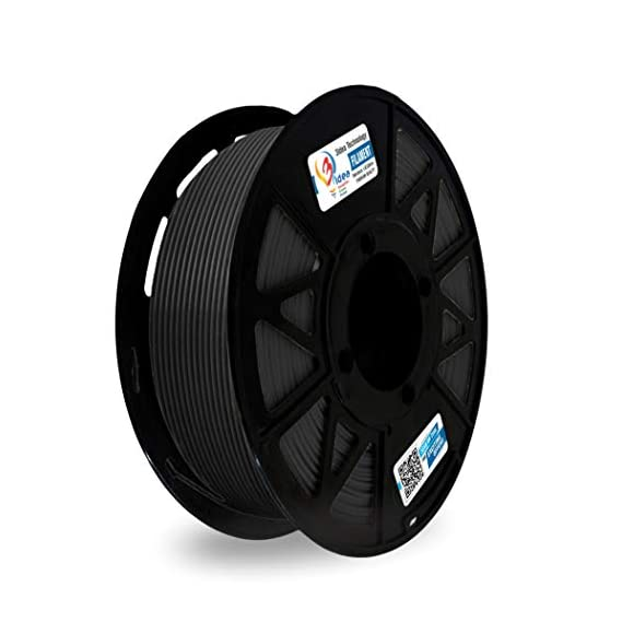 3idea ABS 3d Filament 1.75mm (Black, 1kg)
