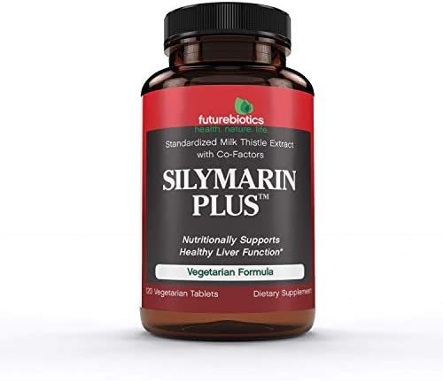 Futurebiotics Silymarin Plus Veg-Tablet