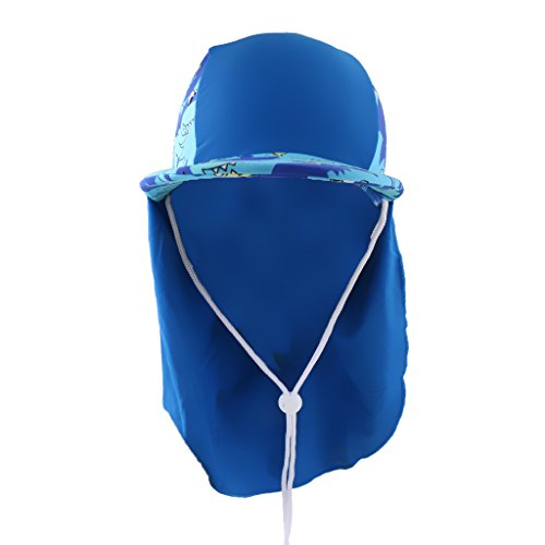 954f9456d05fb1 Camping & Hiking MagiDeal Kids Children Summer UPF 50 Clothing UV  Protection Outdoor Beach Sun Hat Neck Ear Cover ...