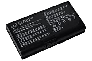 Replacement Laptop Battery for Asus M70, 07G0165A1875 / 14.8v / 4400 mAh/Double M