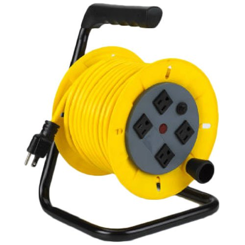 Alert Stamping 7140A 40ft Manual Cord Reel by Alert Stamping (Image #1)