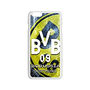 JIAJIA BVB Borussia Dortmund Cell Phone Case for Iphone 6