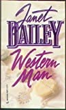 Western Man, Janet Dailey, 0671747924