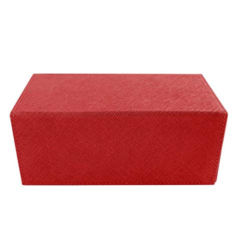 Creation Line Deck Box - Large Red by Dex Protection