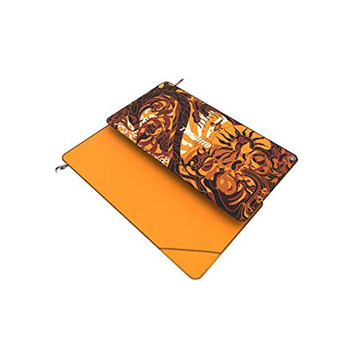 Kaiyitong Beach Towel, Suitable for Outdoor Travel Towels, Absorbent and Quick-Drying Microfiber Beach Suit, Purple, Size (160 80) cm (Color : Yellow, Size : 16080 cm)