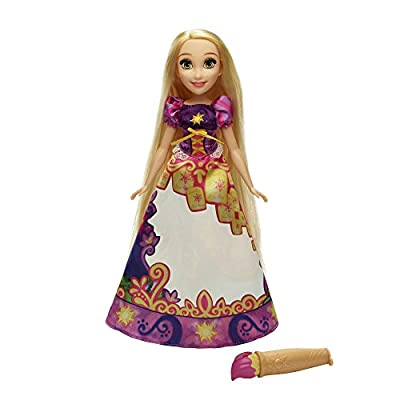 Disney Princess Rapunzel's Magical Story Skirt: Toys & Games