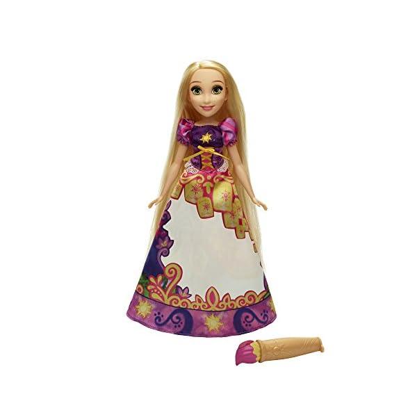 41nCtmLGycL Disney Princess Rapunzel's Magical Story Skirt