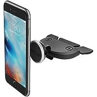 iOttie iTap Magnetic CD Slot Premium Car Mount Holder for iPhone X 8/8 Plus 7 7 Plus 6s Plus 6s 6 SE Samsung Galaxy S8 Plus S8 Edge S7 S6 Note 8 5