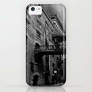 Society6 - Butlers Wharf London iPhone & iPod Case by David Pyatt