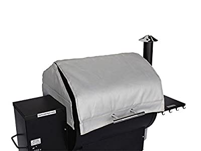Green Mountain Grills 6004 Thermal Blanket for Jim Bowie Pellet Grill from famous Green Mountain Grills
