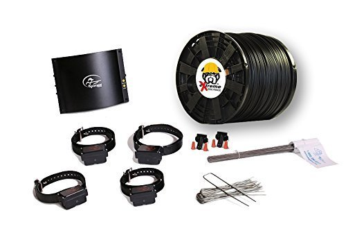 SportDOG In-Ground Pet Fence for 4 Dogs with Upgraded 1000 Feet of eXtreme Wire
