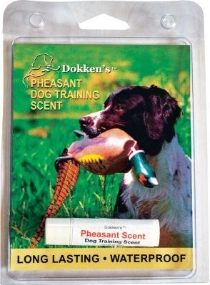 - Dokken Dog Training Scent Wax, Pheasant
