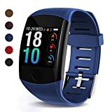 Best Activity Tracker Watches - LEKOO Fitness Tracker - Activity Tracker with Step Review