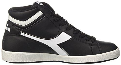 Sport Pour Femme nero Diadora Et Homme High De Noir P Chaussures Game anEwqH6